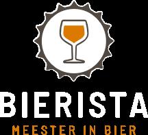 Het logo van Bierista