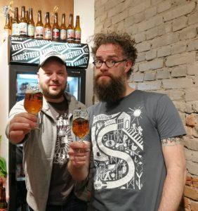 5000BC toast met VandeStreek
