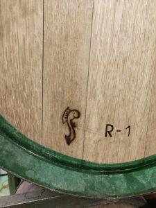 Kromme Haring barrel